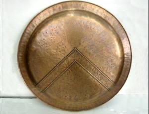 "Medieval 300 SPARTAN Shield 24"" GREEK King Leonidas Armor Shield"