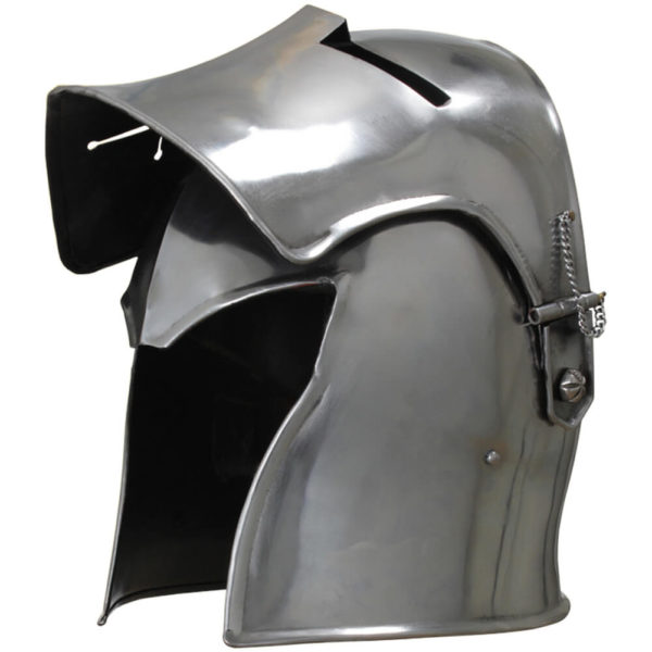 Visored Barbuta Helmet SinghBros Mart