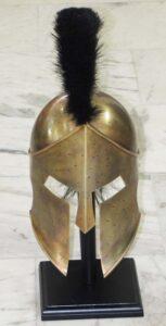 Medieval 300 Spartan Leonidas Movie Replica Helmet Armor Adult Costume