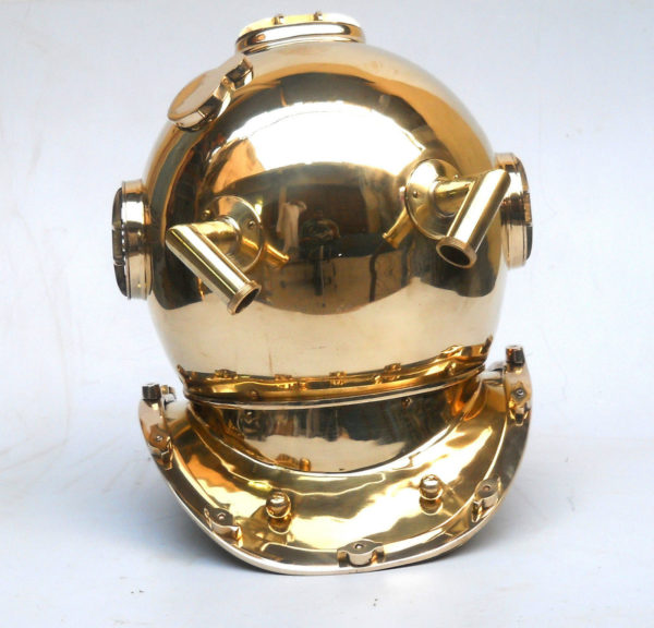 Nautical Sea Marine Diver Helmet Antique