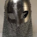 Viking Helmet with chainmail Medieval  Knight Battle Armor Costume Helmet