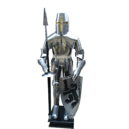 ARMOUR MEDIEVAL WEARABLE KNIGHT FULL SUIT OF ARMOR COLLECTIBLE COSTUME