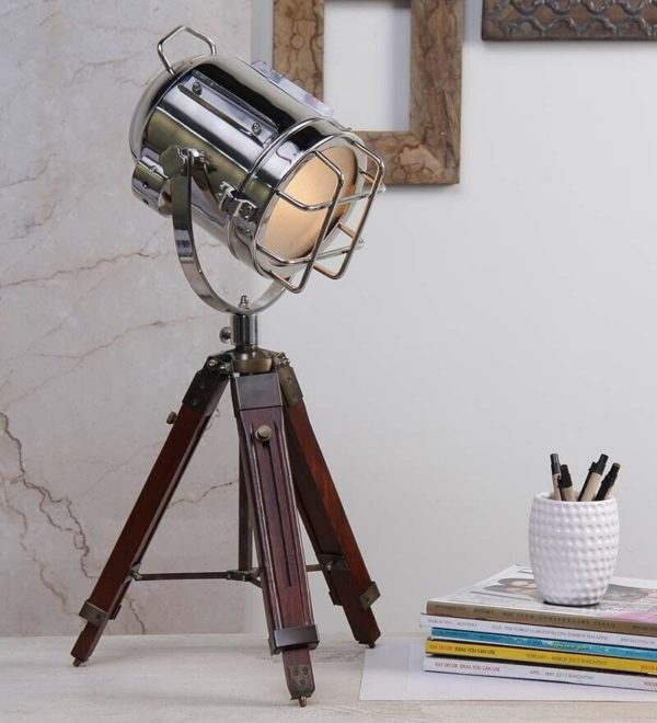 Table Lamp with tripod