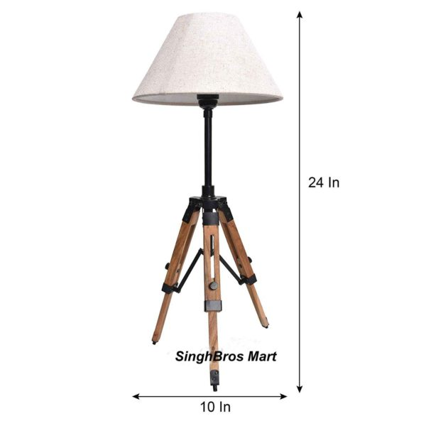 Table Lamp Tripod 2