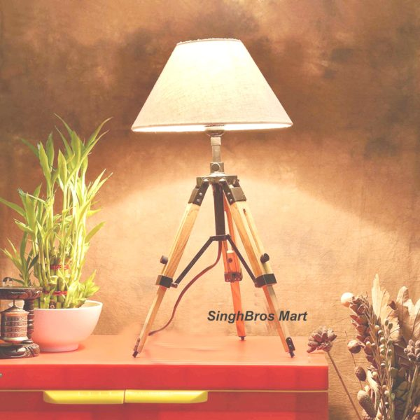 Table Lamp Tripod